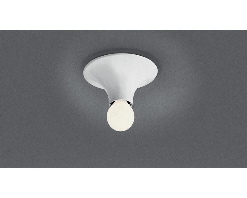 Artemide - Teti wand- & plafondlamp - wit - 2