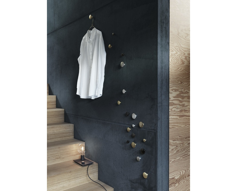 Muuto - The Dots Metall - messing - S - 3