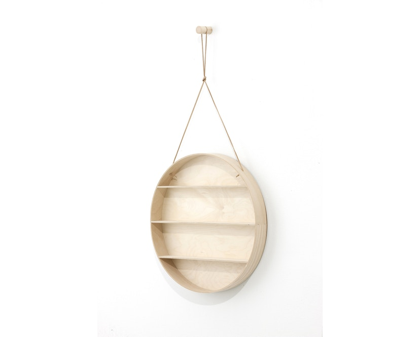 ferm LIVING - The Round Dorm Wandregal - 2
