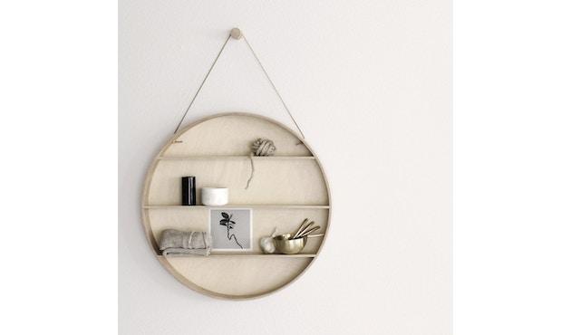 ferm LIVING - The Round Dorm Wandregal - 5