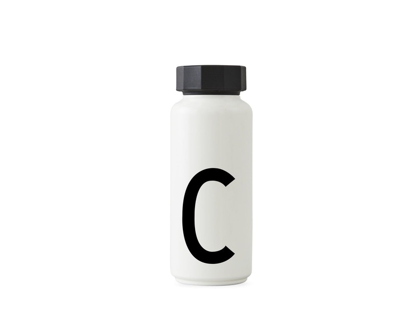 DESIGN LETTERS - Personal Thermosflasche - C - 1