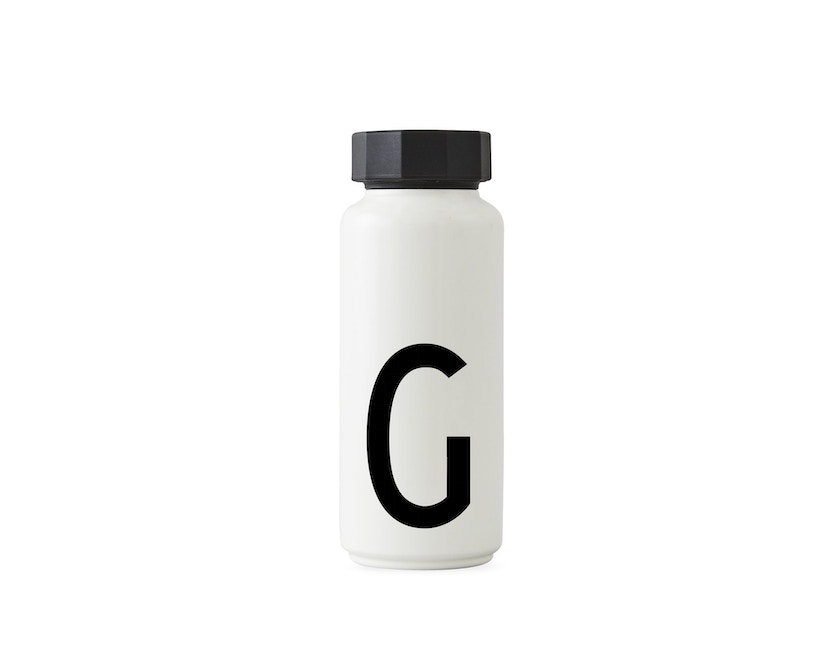 DESIGN LETTERS - Personal Thermosflasche - G - 1