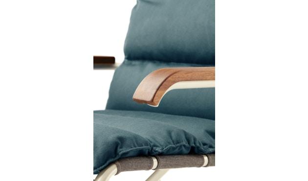 Thonet - Kissenauflage für S 35 N All Seasons Loungechair - himmelblau - 3