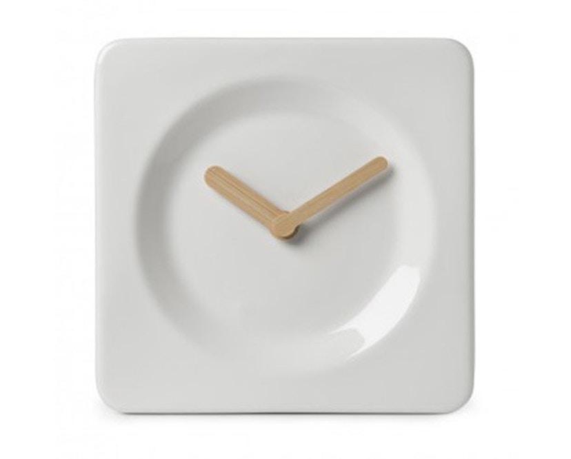LEFF amsterdam - Tile Tisch/Wanduhr - 1