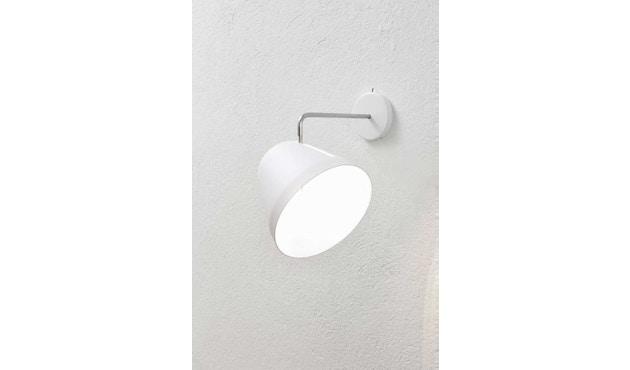 Nyta - Tilt wandlamp - voedingskabel - wit - wit - 7