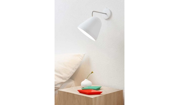 Nyta - Tilt wandlamp - wit - 8