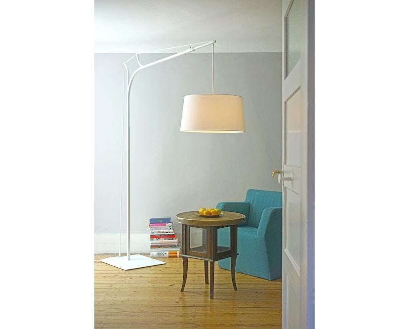 frauMaier - Lampe à poser Tina - blanc - 4