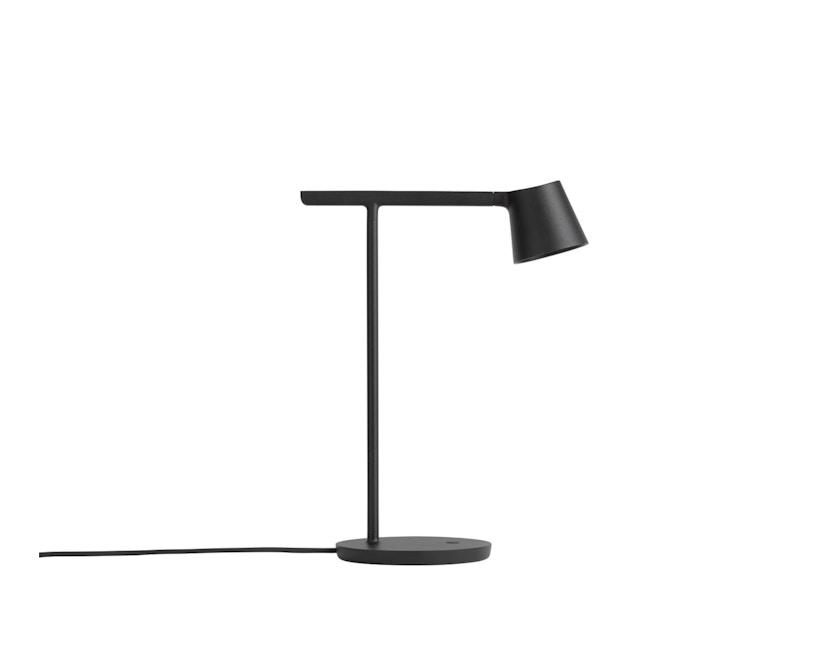 Muuto - Tip LED Tischleuchte - schwarz - 1