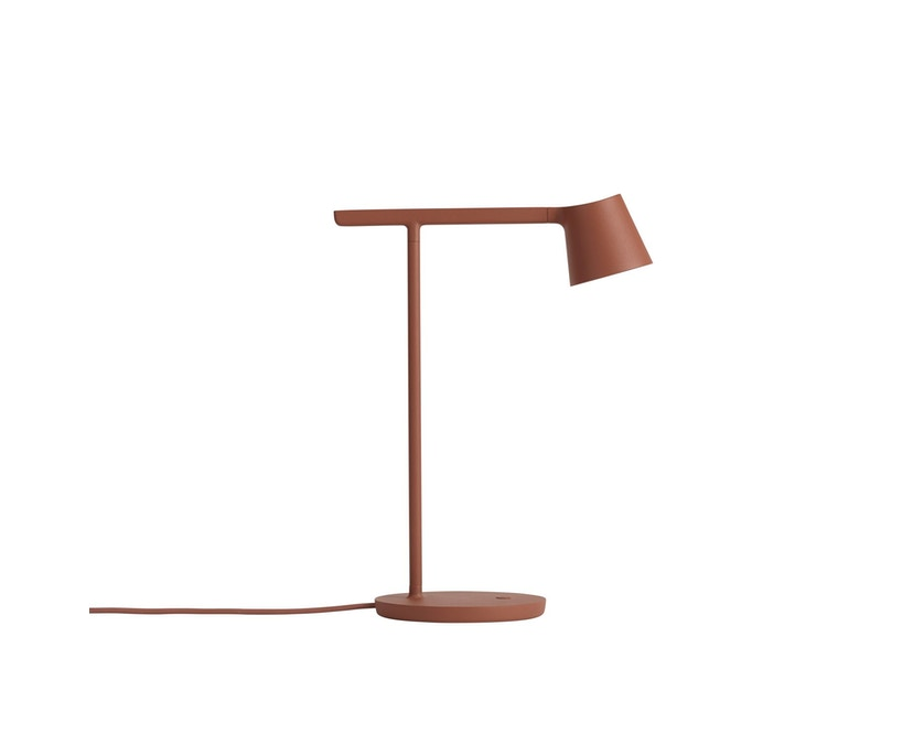 Tip LED Tischleuchte - kupferbraun - 0
