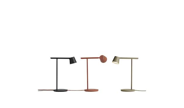 Muuto - Tip LED Tischleuchte - schwarz - 2