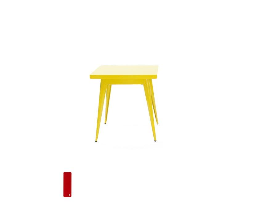 Tolix - 55 Tafel - indoor - haardrood - 1