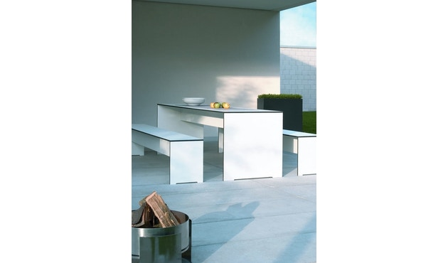 Conmoto - Table Riva S - blanc - S - 4