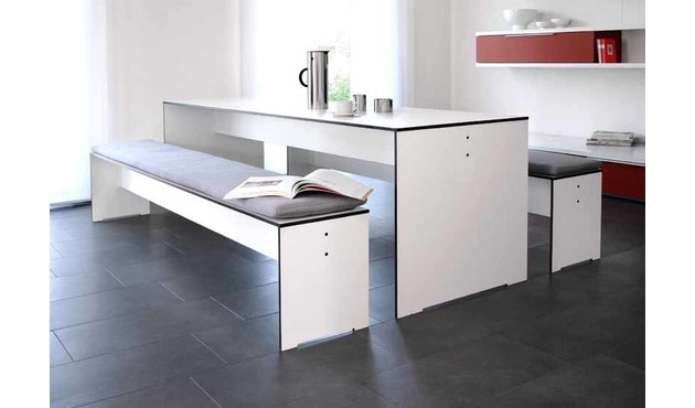 Conmoto - Table Riva S - blanc - S - 7