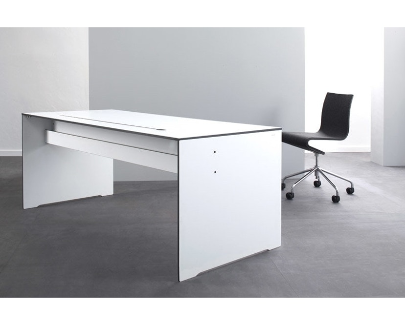 Conmoto - Table Riva S - blanc - S - 8