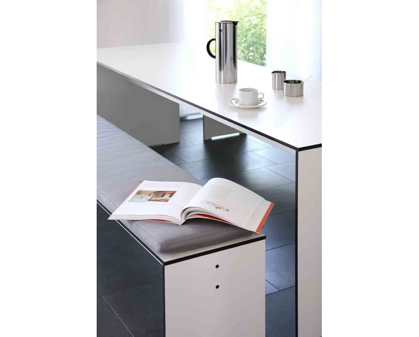 Conmoto - Table Riva S - blanc - S - 9