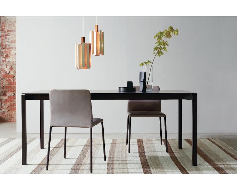 more - Tira Tisch - Eiche 02 - mattlackiert - 180 x 90 cm - 2