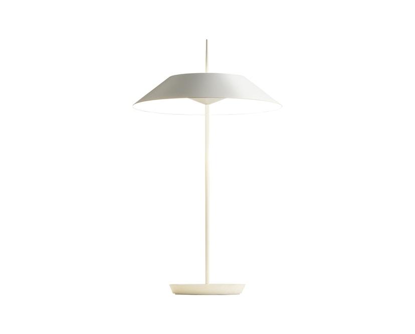 Vibia - Mayfair Tischleuchte - matt weiß - 1