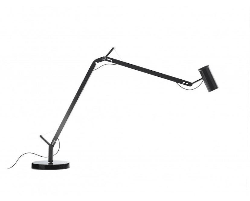 Marset - Polo tafellamp - zwart - 1