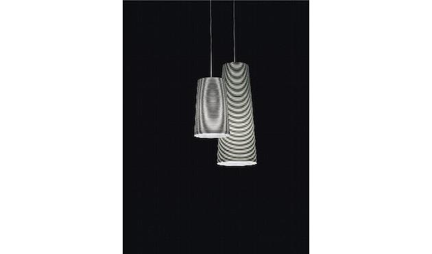 Foscarini - Tite hanglamp - zwart - Ø 21 x 55 cm - 2
