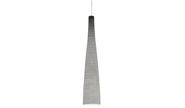 Foscarini - Tite hanglamp - zwart - Ø 21 x 55 cm - 1