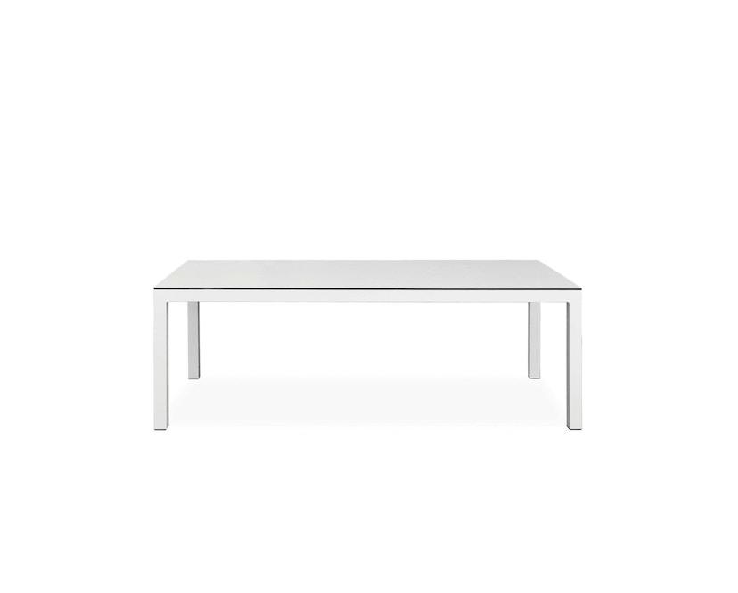 Todus - Leuven Esstisch - 100 x 205 cm - White 310 - White 110 - 1