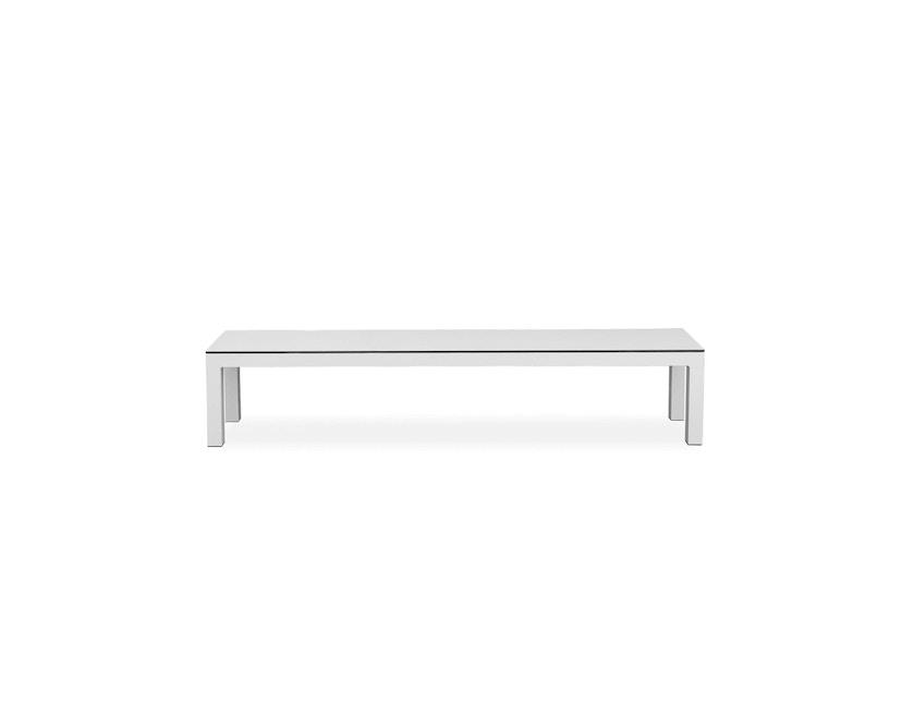 Todus - Leuven Bank - White 310 - Grey 105 - 40 x 205 cm - 1