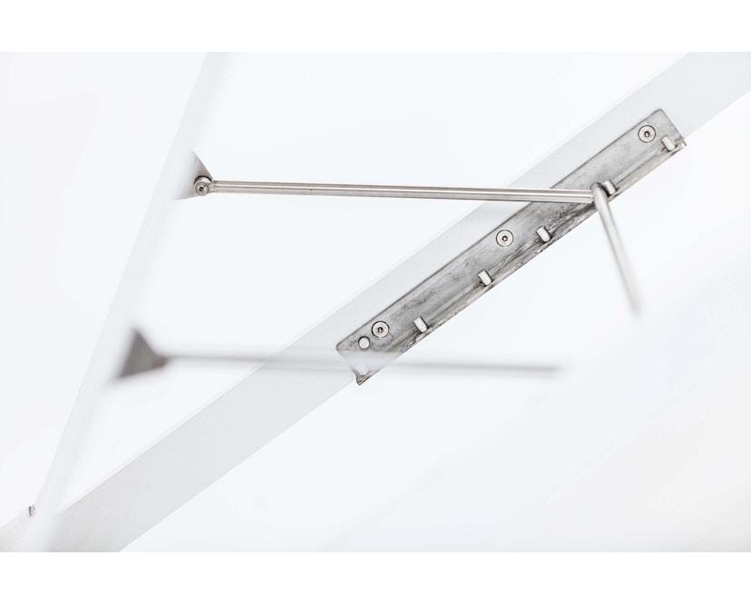 Todus - Leuven Sonnenliege Aluminium - Brown/White 525 - Anthracite 145 - 2