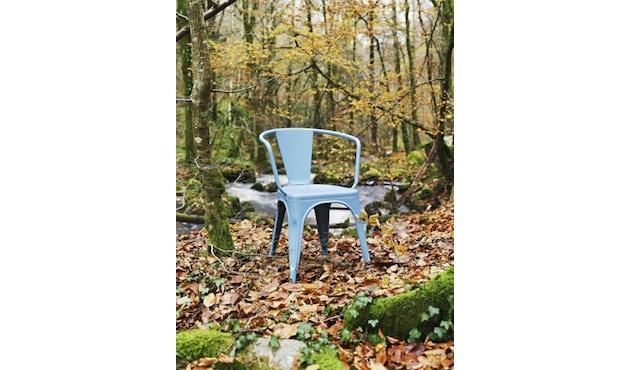 Tolix - A56 Armlehnstuhl - outdoor - schwarz - 11