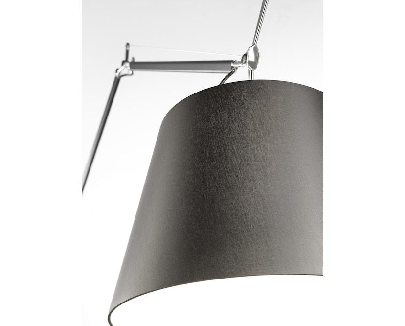 Artemide - Tolomeo Mega Terra LED Stehleuchte - schwarz- Aluminium - Ø 32 - 2