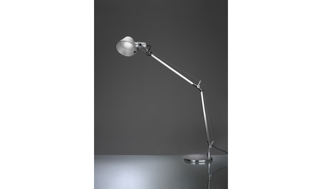 Artemide - Tolomeo Midi LED  - aluminium - 3