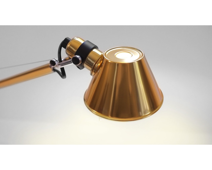 Artemide - Gouden Tolomeo Micro Tavolo met beperkte oplage - 2