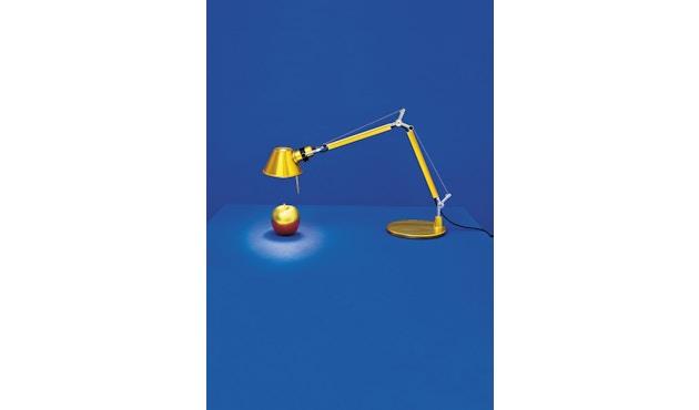 Artemide - Gouden Tolomeo Micro Tavolo met beperkte oplage - 3