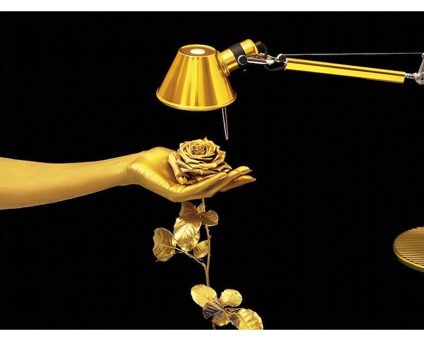 Artemide - Gouden Tolomeo Micro Tavolo met beperkte oplage - 4