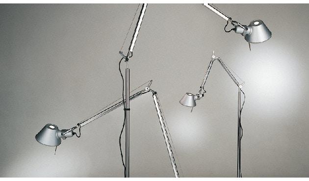 Artemide - Tolomeo Micro Terra vloerlamp - niet dimbaar - 2