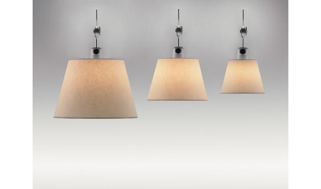 Artemide - Tolomeo Mega Terra LED Stehleuchte - pergament - 4