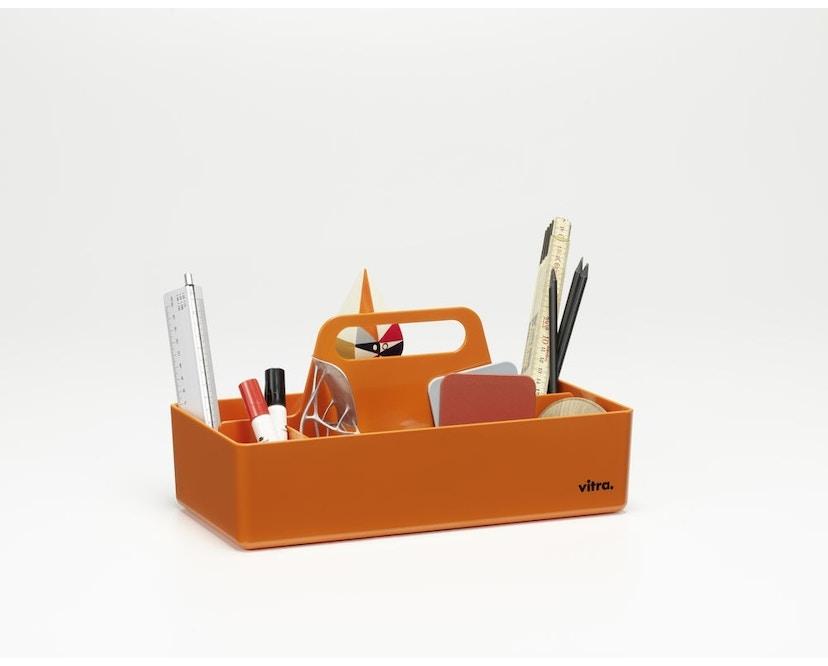 Vitra - Toolbox - mandarine - 1