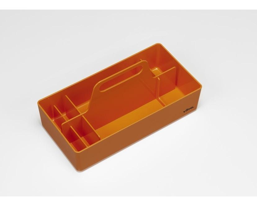 Vitra - Toolbox - mandarine - 2