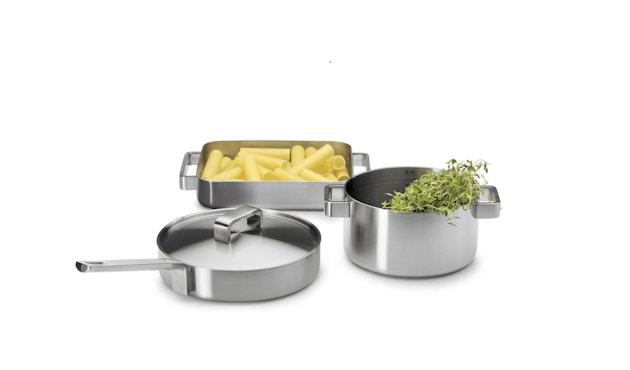 Iittala - Tools Ofenbräter klein - silber - 2