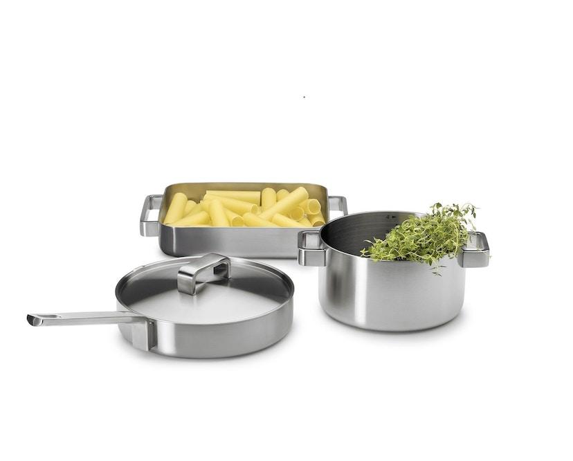 Iittala - Tools Sauteuse, 1l  - silber - 2