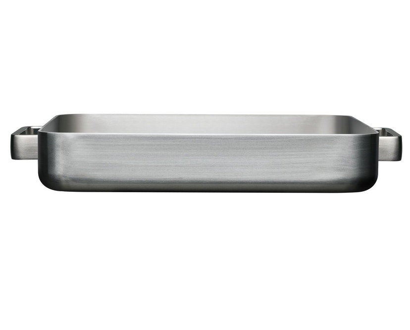 Iittala - Tools Ofenbräter groß - silber - 1