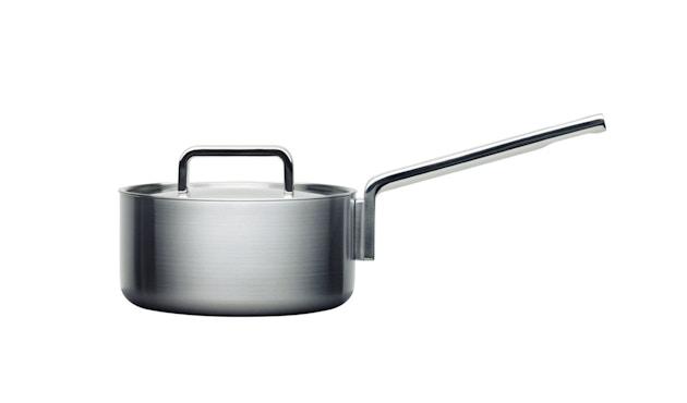 Iittala - Tools Stielkasserole mit Deckel, 2l - silber - 1