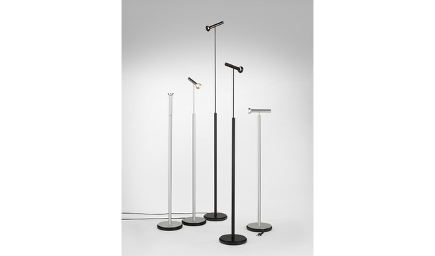 Baltensweiler - Topoled vloerlamp - aluminium - 5