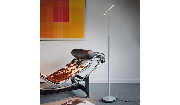 Baltensweiler - Topoled vloerlamp - aluminium - 8