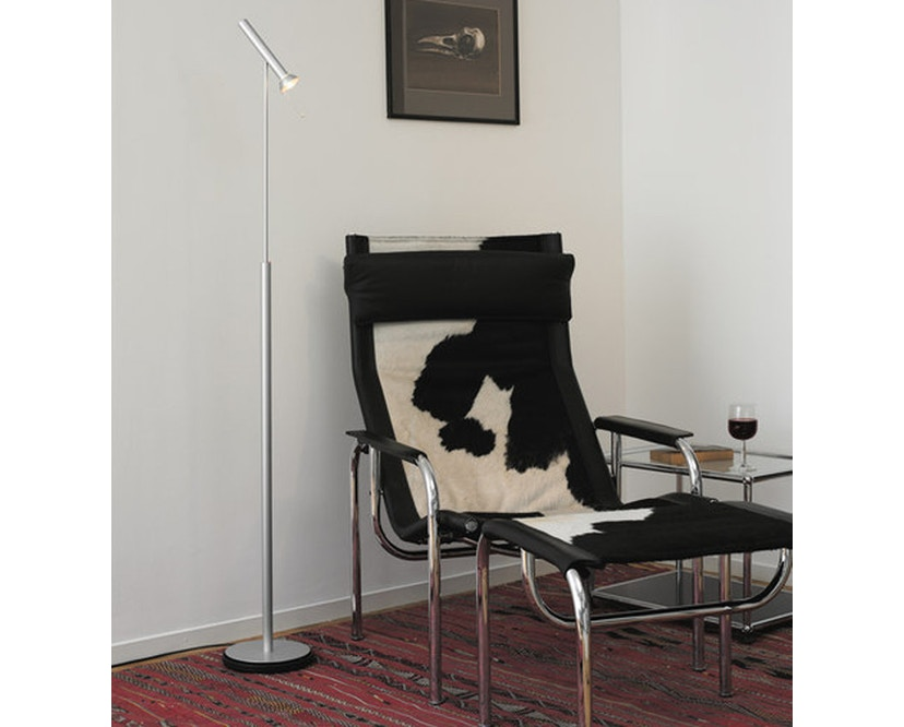Baltensweiler - Topoled vloerlamp - aluminium - 9