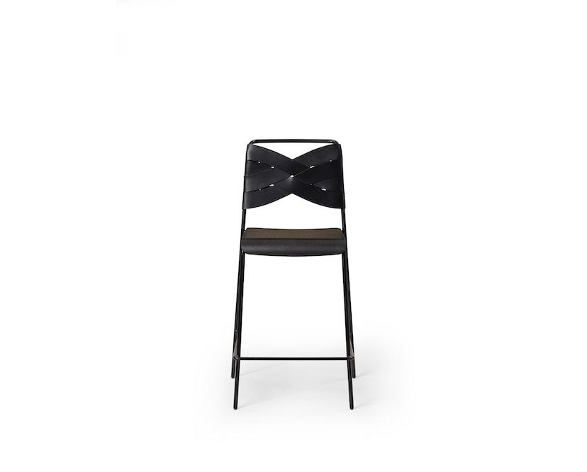 Design House Stockholm - Torso Bar- Stuhl - schwarz/ schwarz - 1