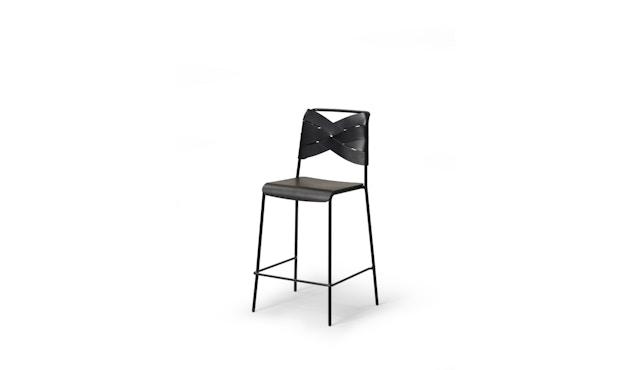 Design House Stockholm - Torso Bar- Stuhl - schwarz/ schwarz - 4
