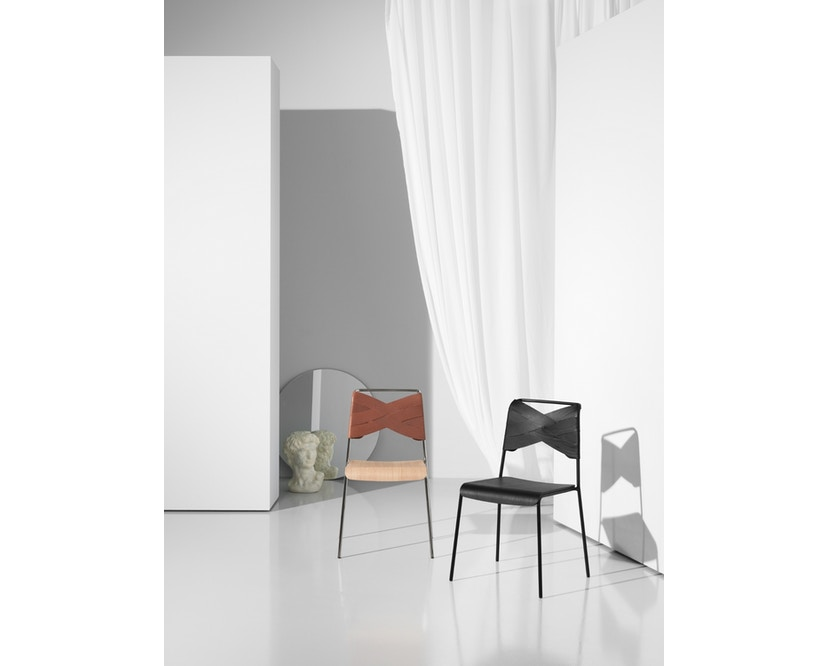 Design House Stockholm - Torso Stuhl - schwarz/ schwarz - 8