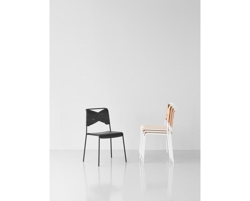 Design House Stockholm - Torso Stuhl - schwarz/ schwarz - 7