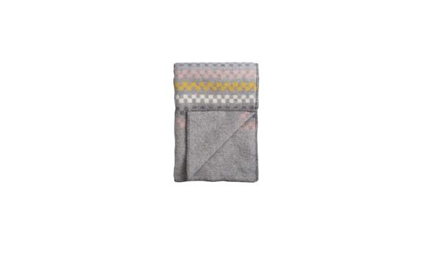 Roros Tweed - Toskaft Decke - blue - 1