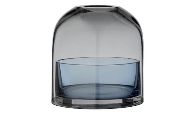 AYTM - Tota Teelichthalter  - Black/Navy - 1